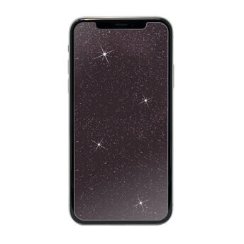 Showtime Glitter Glass Screen Protectors for Apple iPhone 11 Pro Max and iPhone Xs Max