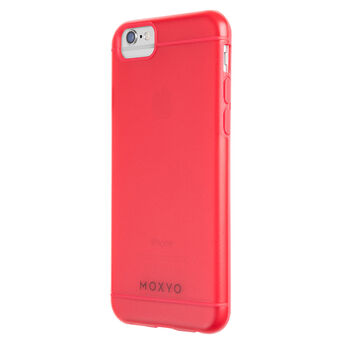 Beacon Case (Red) + Lightning Cable for iPhone 6/6s