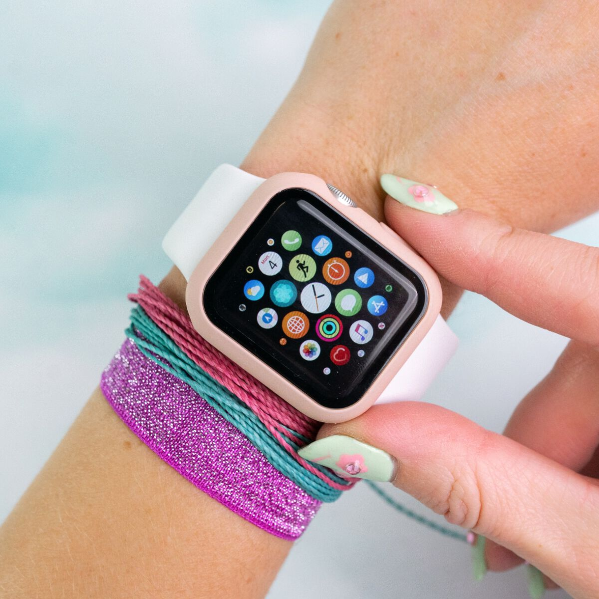 Apple Watch Case (Pink) 4/5/SE/6 44mm
