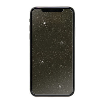 Showtime Glitter Glass Screen Protectors for Apple iPhone 11 and iPhone Xr