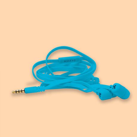 Mission earbuds (Aqua), , large