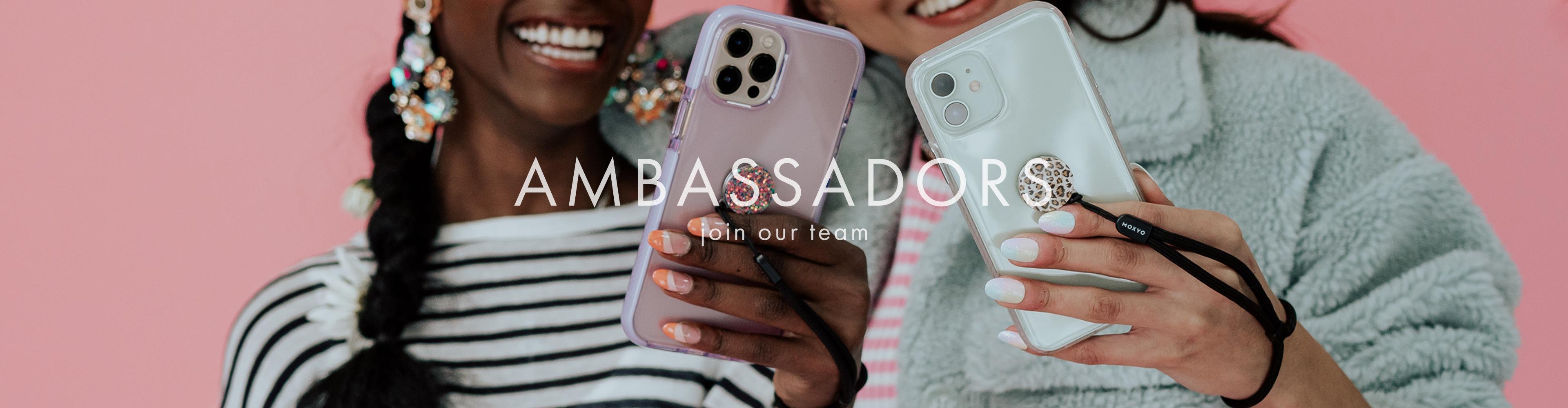 Moxyo Ambassador Program